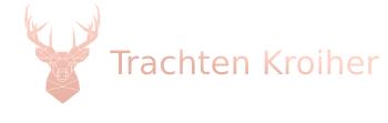 Kunde Trachten Kroiher Logo